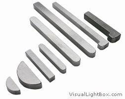 Tanaya Engineers A Leading Manufacturers Of Industrial Keys Such As Parallel Keys Gib Head Keys